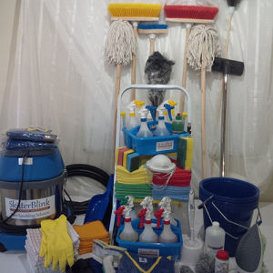 Skitterblink Cleaning Materials 20
