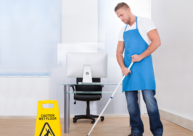 Choosing Office Cleaning Service1