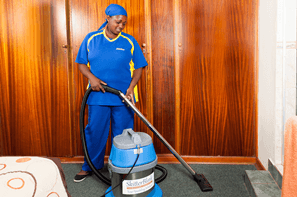 plplacement cleaning service