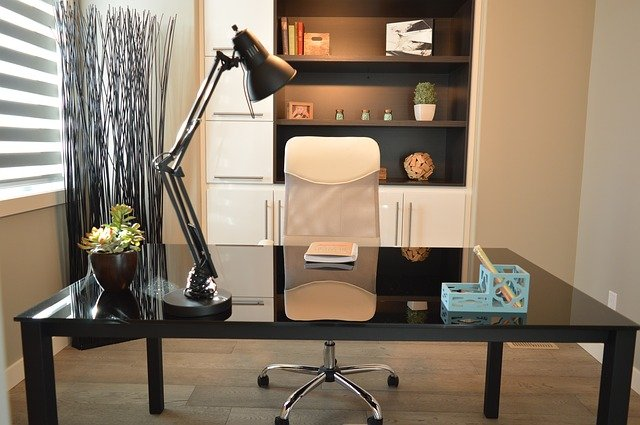 7 Tips on How to Clean your New Office at Home